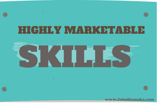 marketable skills