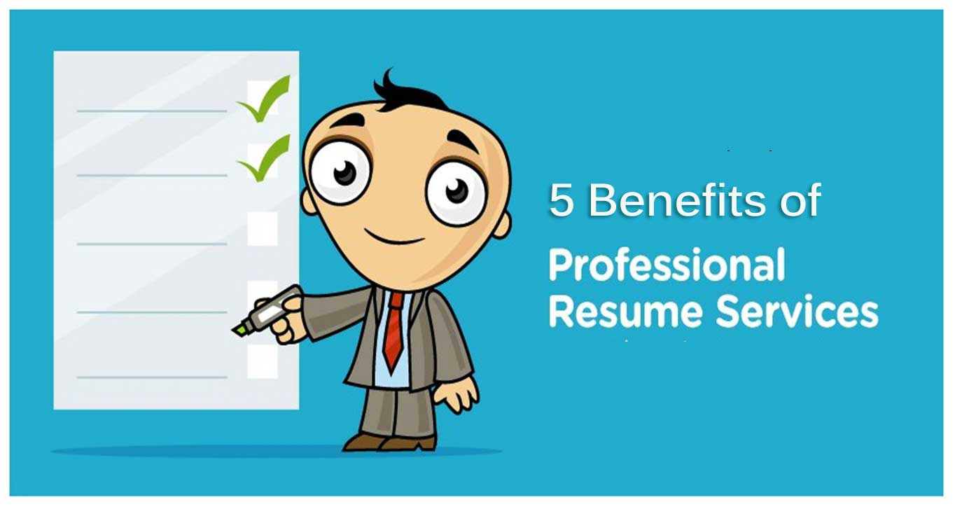 Using resume writing services